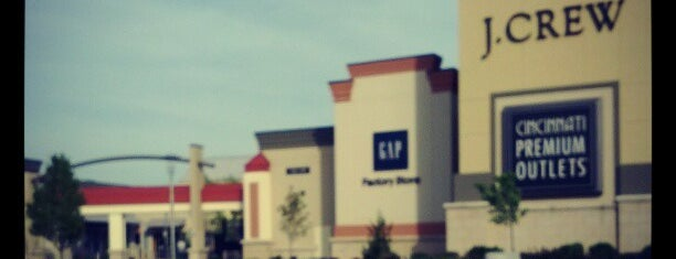 Cincinnati Premium Outlets is one of Exploring the new Neighborhood. Mason, Ohio.