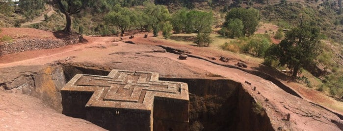 Lalibela World Heritage Center is one of Africa.