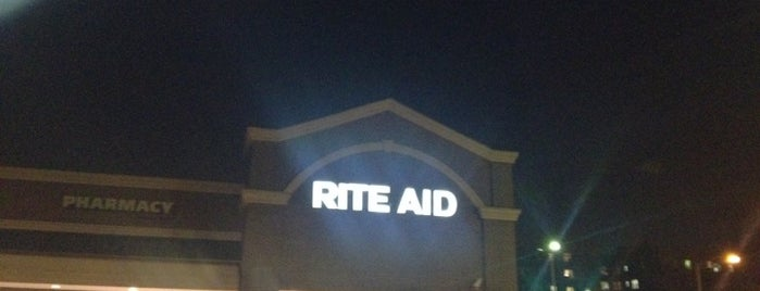 Rite Aid is one of My Woodside.