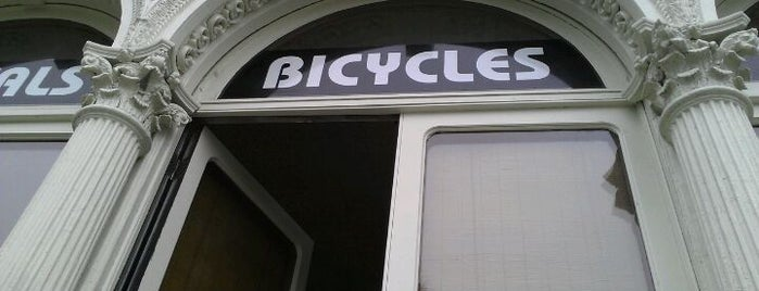 Waterfront Bicycles is one of Portland.