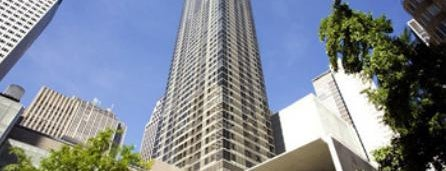 Museum Tower is one of Top 100 Condo Buildings.