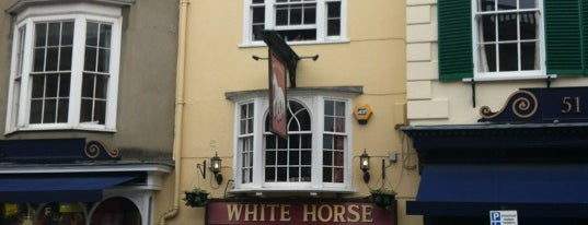 The White Horse is one of Posti che sono piaciuti a Carl.