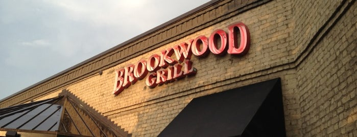 Brookwood Grill is one of ATL.