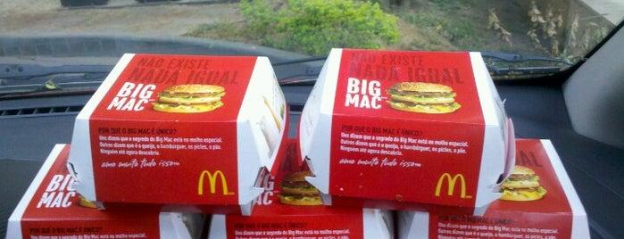 McDonald's is one of Tempat yang Disukai Eric.