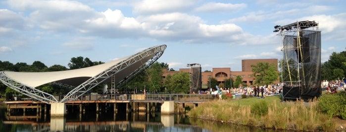 Symphony Park is one of Locais salvos de Curtis.