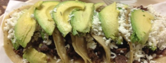 Taqueria Ultimo Taco is one of RC : понравившиеся места.
