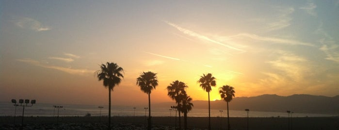 Santa Monica State Beach is one of Outdoors Los Angeles.