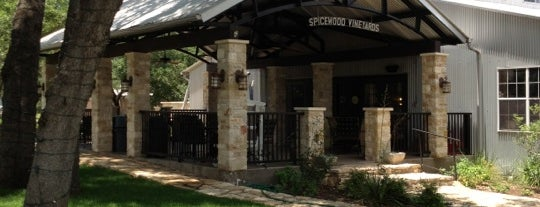 Spicewood Vineyard is one of Places to go in Austin.