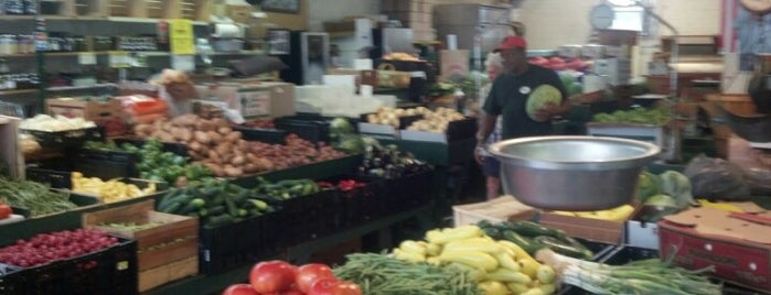 City Market Produce is one of Raleigh.