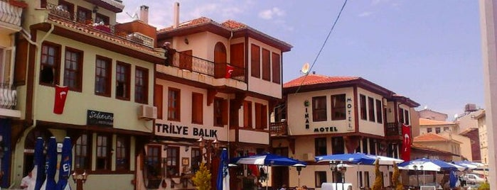 Tirilye is one of Best places in Bursa, Türkiye.