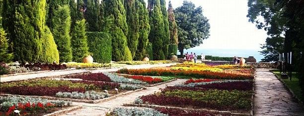Ботаническа градина is one of Matei : понравившиеся места.
