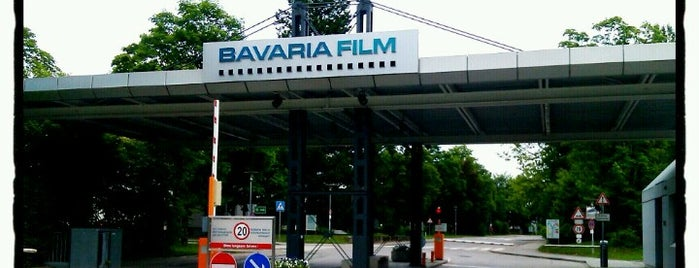 Bavaria Filmstadt is one of MUNICH SEE&DO&EAT.