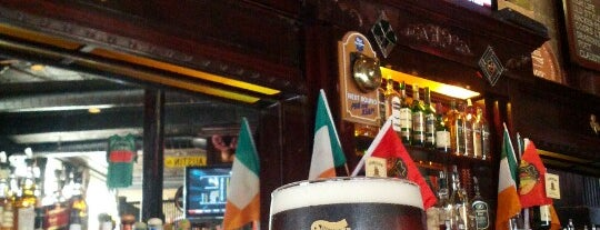 Emmit's Irish Pub is one of My new hood.