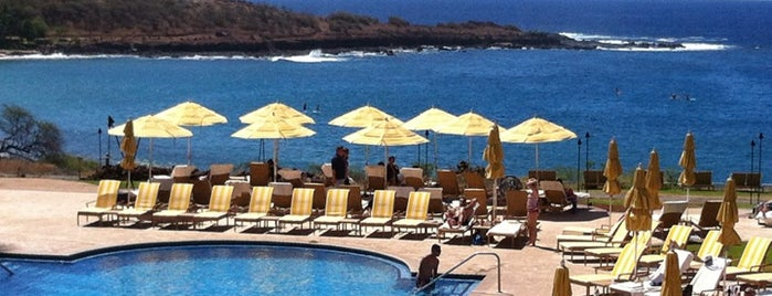 Four Seasons Resort Lana'i is one of Amanda 님이 좋아한 장소.