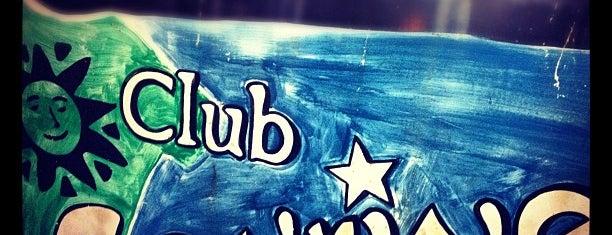 Club Cevriye Plus Kumbağ is one of Lieux sauvegardés par Nilay Baysal.