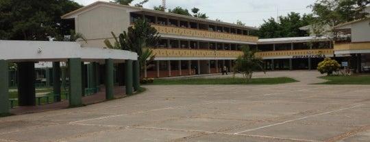 Colegio Tabasco A. C. is one of Locais curtidos por J. Alberto.