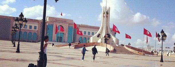 Place du Gouvernement à la Kasbah is one of Tunis  #4sqCities.