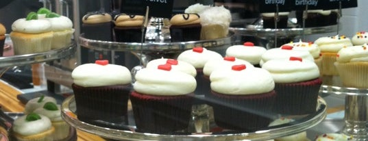 Georgetown Cupcake is one of Soho/LES.