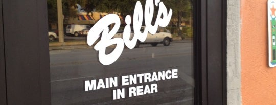 Bill's Filling Station is one of Gay Bars Fort Lauderdale.