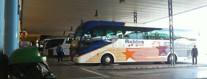Estacion Autobuses Ronda is one of Ronda.