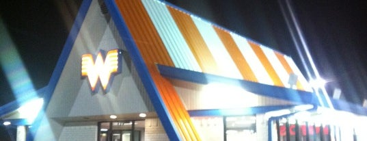 Whataburger is one of Tempat yang Disukai Gregory.