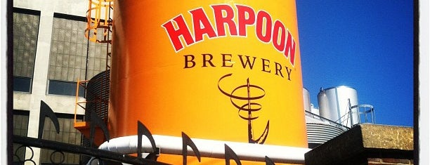 Harpoon Brewery is one of My must visit brewery list.