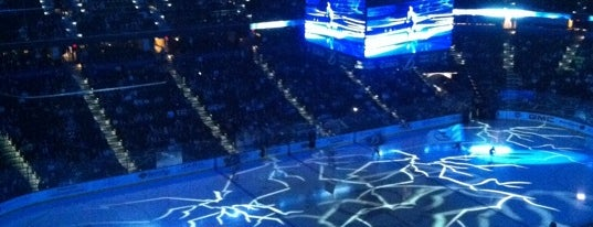 Amalie Arena is one of Tampa.