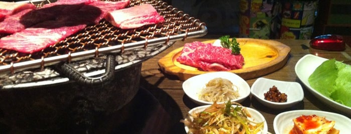 Hwaro Korean BBQ (화로) is one of Alex'in Kaydettiği Mekanlar.