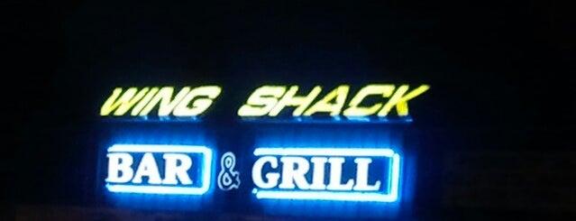 The Shack Wings & Brews is one of Raymond'un Beğendiği Mekanlar.