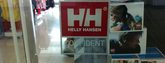 Helly Hansen is one of Leonardo'nun Beğendiği Mekanlar.