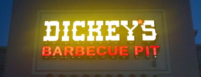 Dickey's Barbeque Pit is one of Restaurants to check out.