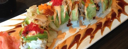 Oyama Sushi is one of restaraunts.