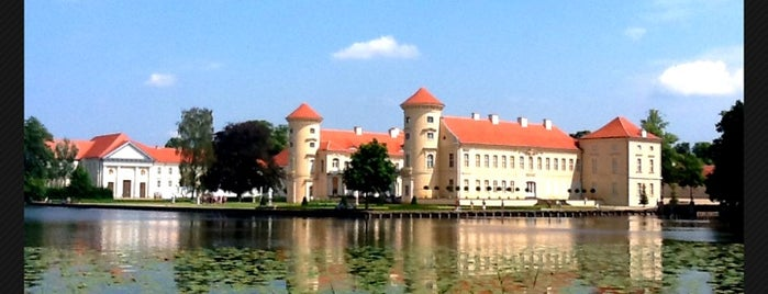 Schloss Rheinsberg is one of Lindow.