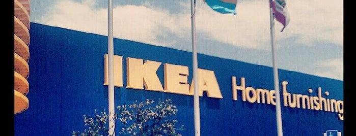 IKEA is one of Lieux qui ont plu à Sergio M. 🇲🇽🇧🇷🇱🇷.