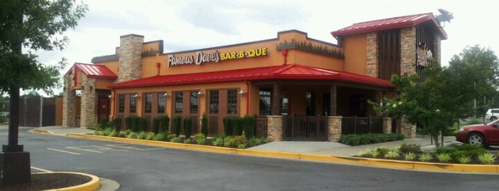 Famous Dave's is one of Cece's Places-2.