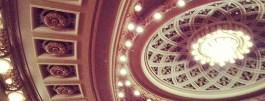 BAM Howard Gilman Opera House is one of Lugares favoritos de Andy.