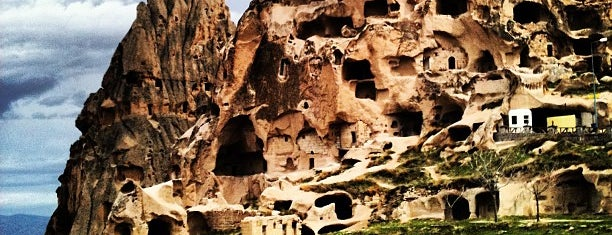 Uçhisar Kalesi is one of Lets do Cappadocia.