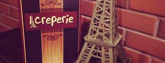 La Creperie is one of Manoellaさんの保存済みスポット.