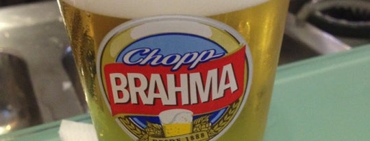 Quiosque Chopp da Brahma is one of BOM LUGAR.