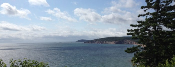 Cape Breton Highlands National Park is one of Canadian National Parks.