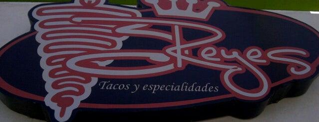 "Taquería ""Tres Reyes"" is one of Tempat yang Disukai Fer."