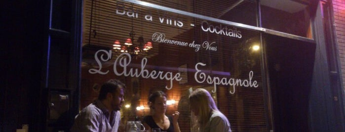 L'Auberge Espagnole is one of Top picks for Restaurants.