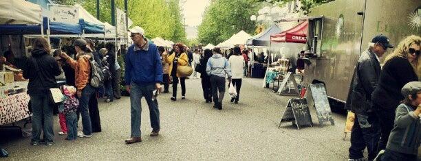 Tacoma Farmers Market is one of Tacoma.