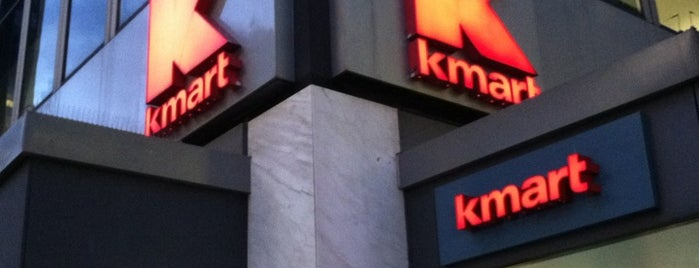 Kmart is one of NYC | Lojas.