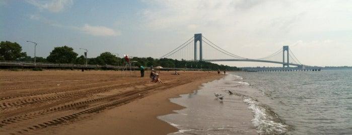 South Beach Boardwalk is one of NYC Summer Bucket List.