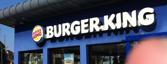 Burger King is one of wien.