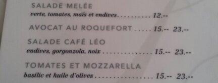 Café Léo is one of Euro Trip 2019.