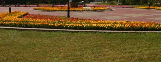 Памятник Жамбылу Жабаеву is one of Astana Great Outdoors.