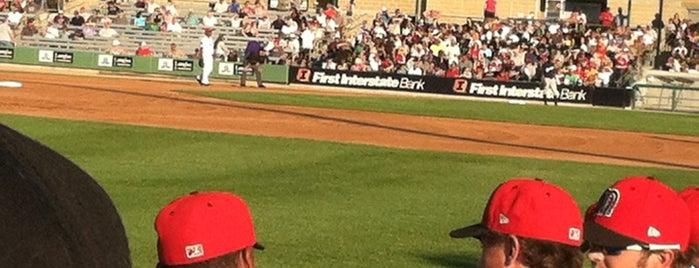 Dehler Park is one of Minor League Ballparks.