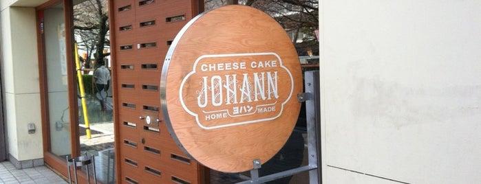 Johann is one of Tokio.